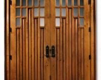 Custom Entry Door Unit