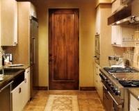 Custom Kitchen Door
