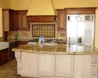 Custom Kitchen Millwork