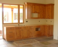 Custom Kitchen Millwork & Wondow Frames