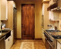 Custom Kitchen Door