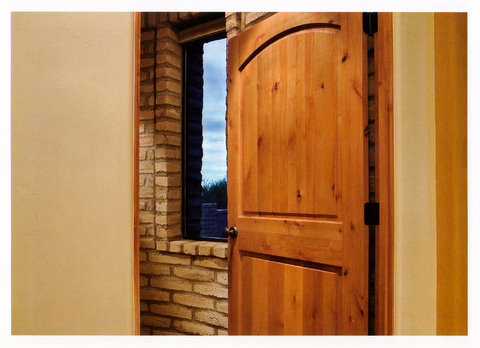 Custom Entry Door Unit