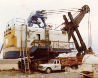 Duval Mine Electric Shovel (1972)