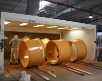 Mining Industry Truck Rim Bases